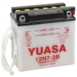 Bateria YUASA 12N7-3B